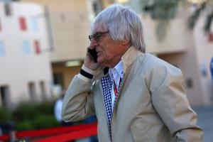 Engine change 'slowly destroying F1', says Ecclestone