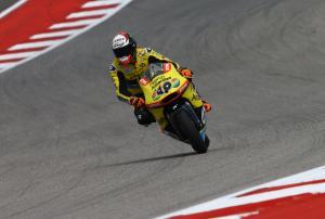 Moto2 Austin, USA - Race Results