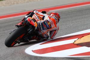 MotoGP Austin, USA - Race Results