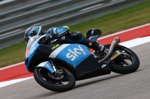 Moto3 Austin, USA - Race Results
