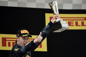 Horner: China podium breeds confidence for Kvyat