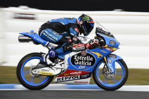 Moto3 Le Mans - Free Practice (1) Results