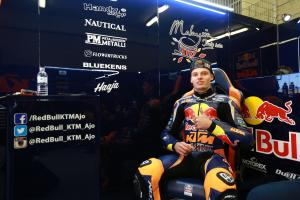 EXCLUSIVE: Brad Binder - Q&A