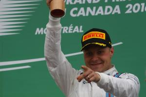 Bottas has unfinished business with Williams