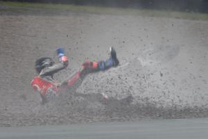 MotoGP: Taming the Waterfall, top speeds