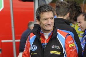 Jeff Smith stays in at Eurotech Racing