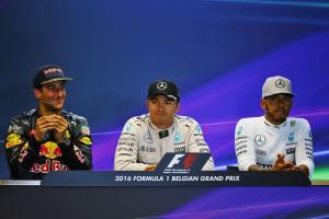 Belgian Grand Prix - Post-race press conference