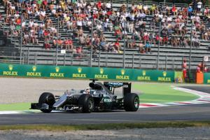 Italian Grand Prix - Qualifying results
