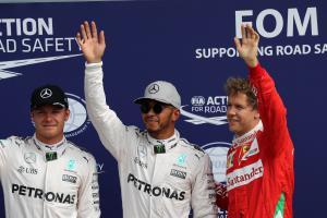 Italian Grand Prix - Qualifying press conference