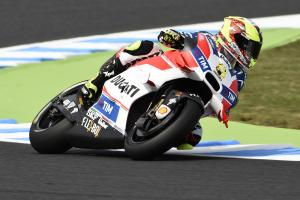 Barbera: Everything is different, GP16 is incredible