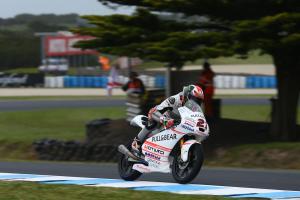 Moto3 Australia - Free Practice (3) Results