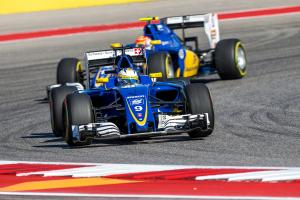 Ericsson: I've been stronger than Nasr for one-and-a-half seasons
