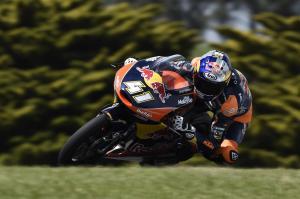 Moto3 Australia - Race Results