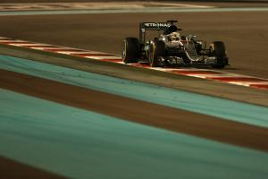 Abu Dhabi Grand Prix - Qualifying results