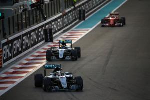 Abu Dhabi Grand Prix - Race results