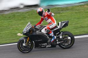 Casey Stoner's next test in Barcelona