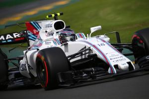 Brake disc failure ended Stroll's F1 debut