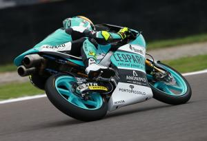 Moto3: Mir dominates to win after red flag chaos