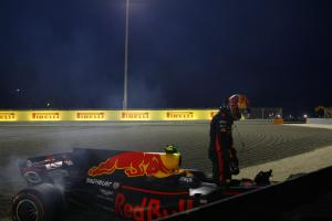 Second possible in Bahrain without brake failure - Verstappen