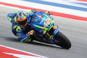 Rins, MotoGP, Grand Prix of the Americas, 2017.