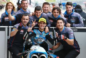 Moto3 Austin: Record lap sees Canet soar to pole