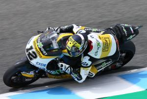 Moto2: Record pace hands Luthi pole