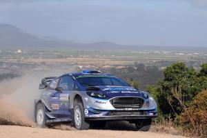 Rally Italy - Results
