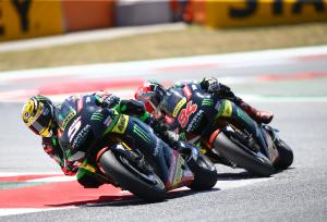 Zarco, Folger, Catalunya MotoGP 2017