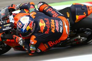 Moto2 Germany - Free Practice (1) Results