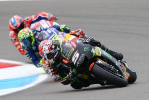 Yamaha, Honda, Ducati 'almost same level'