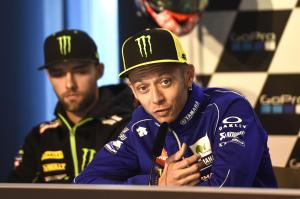 Rossi: Flag to flag chassis dilemma