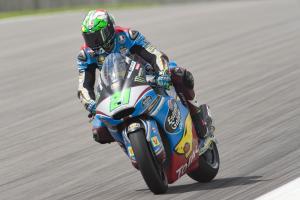 Moto2 Germany - Race Results