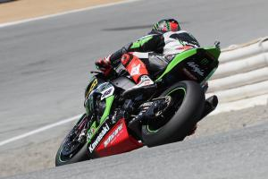 Laguna Seca - Superpole qualifying results