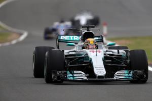 British Grand Prix - Grid