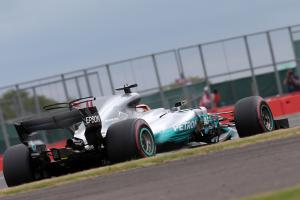 British Grand Prix - Race results