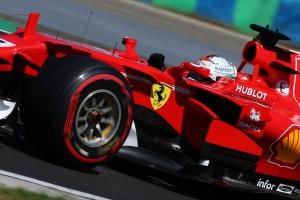 Hungarian Grand Prix - Qualifying results