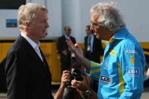 Briatore snubs Mosley olive branch, insists he's in the past
