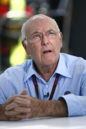 Murray Walker (GBR) , Australian F1 Grand Prix, Albert Park, Melbourne, 16-18/3/ 2007,