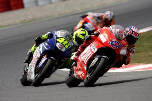 Casey Stoner (AUS), Ducati Marlboro Team, Ducati, 27, 2007 MotoGP World Championship, Round 7, Catal
