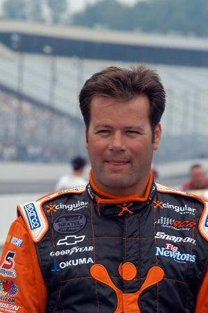 Robby Gordon in Toyota switch.