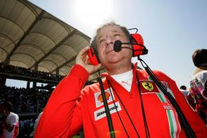 Jean Todt (FRA) Ferrari Sporting Director, Turkish F1, Istanbul Park, 24th-26th August, 2007