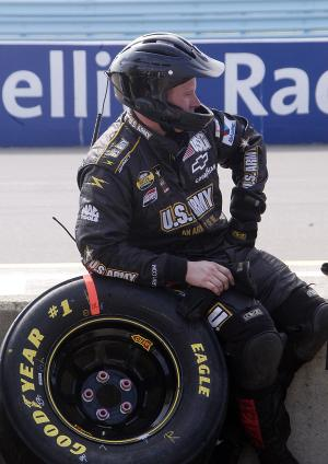 Nemechek 'disappointed' with end of season run.