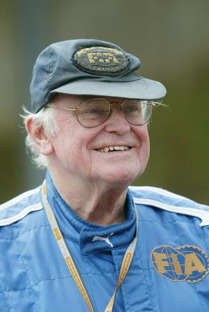 Professor Sid Watkins OBE: 1928-2012