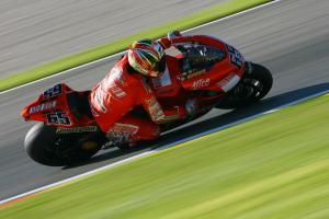 Capirossi, Valencia MotoGP 2007
