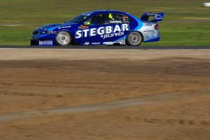 James Courtney, (Aust) Corinthian doors SBR Ford Bigpond 400 rd 4 V8 SupercarsBarbagallo RacewayPert