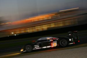 Le Mans 24 Hours - Half way standings.