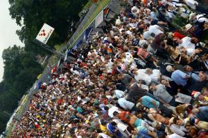 Oulton Park enjoys record BTCC weekend.