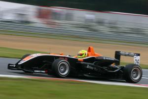 Henkie Waldschmidt (NL) - SG Formula Dallara Mercedes