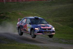 Andreas Aigner (A) Klaus Wicha (A) Mitsubishi Lancer Evo IX