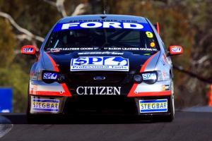 Shane Van Gisbergen (NZ), Jonathan Webb, (Aust) SP Tools SBR Ford Supercheap Bathurst 1000 Rd